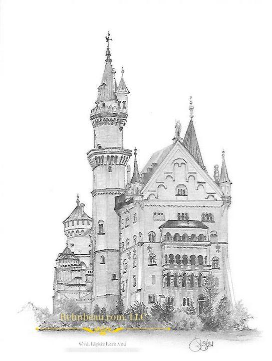Castle - Rehnbeau