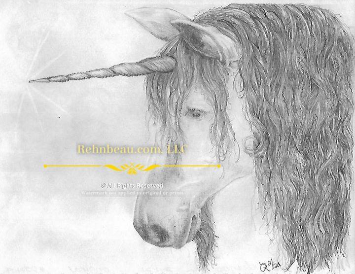 First Unicorn - Rehnbeau