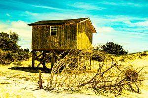 Ye Olde Beach Hut