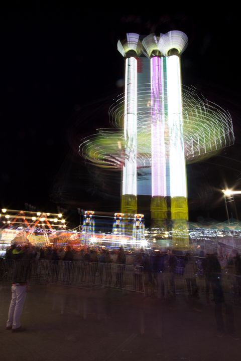 Triple Fair Spinners - Klacey's Photography