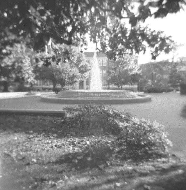 The Fountain of Knowledge - Klacey's Photography