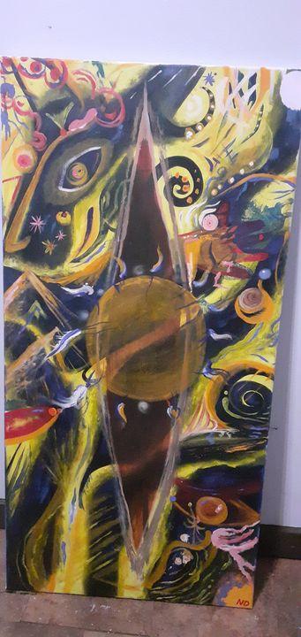 Spiraling - Nicole ___'s Art