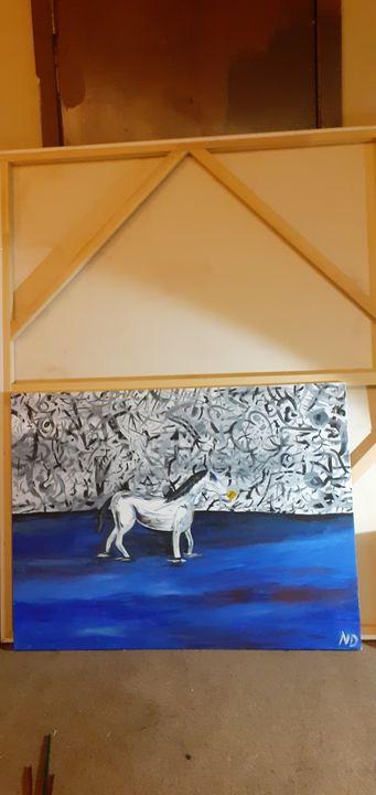 Horsey - Nicole ___'s Art
