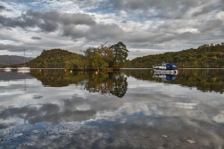 Loch Lomond At Aldochlay - Jeremy Lavender Photography