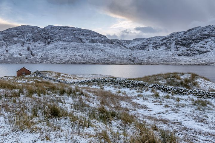 Loch Arklet in Scotland - Jeremy Lavender Photography
