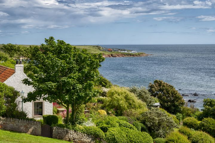 Living by the Sea in Scotland - Jeremy Lavender Photography