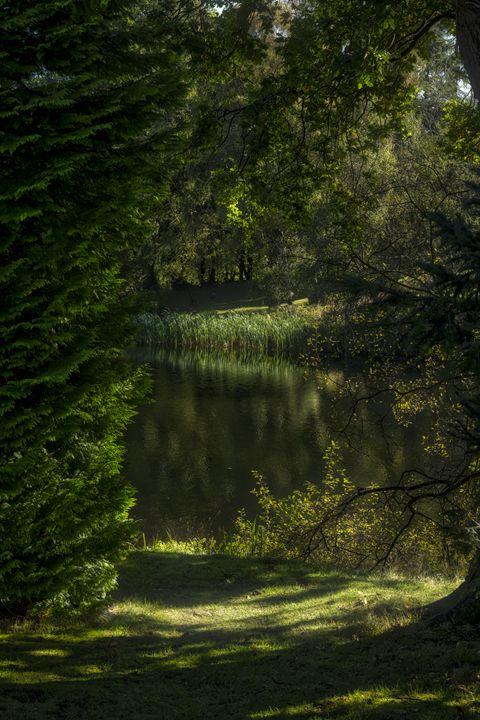 Stirling University Park in Scotland - Jeremy Lavender Photography