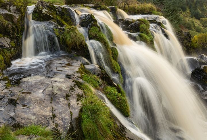 The Loup of Fintry - Jeremy Lavender Photography