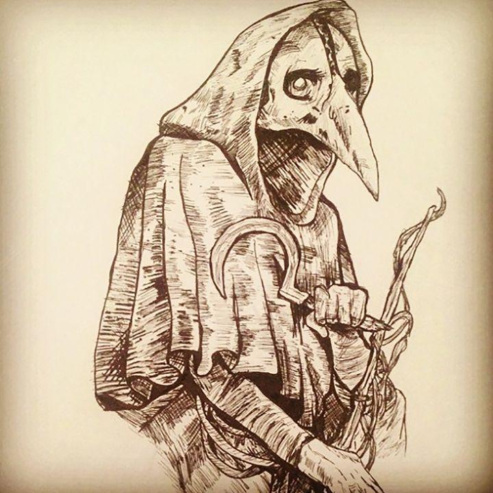 The Plague Doctor - Shÿka
