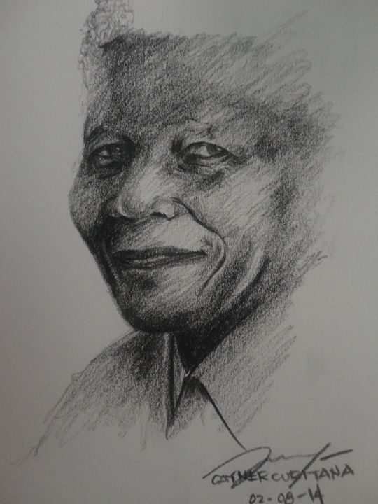 Mandela - Cayner Artworks