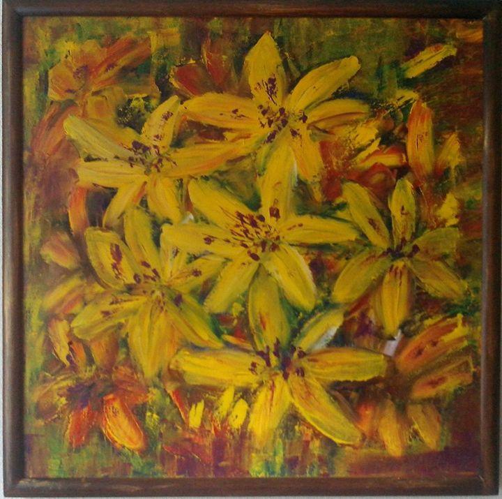 Lilies - Catherine's Flowers
