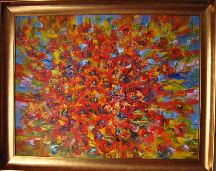 """""""Creation of the Universe"""" - Catherine's Flowers"""