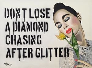 Dont lose a diamond