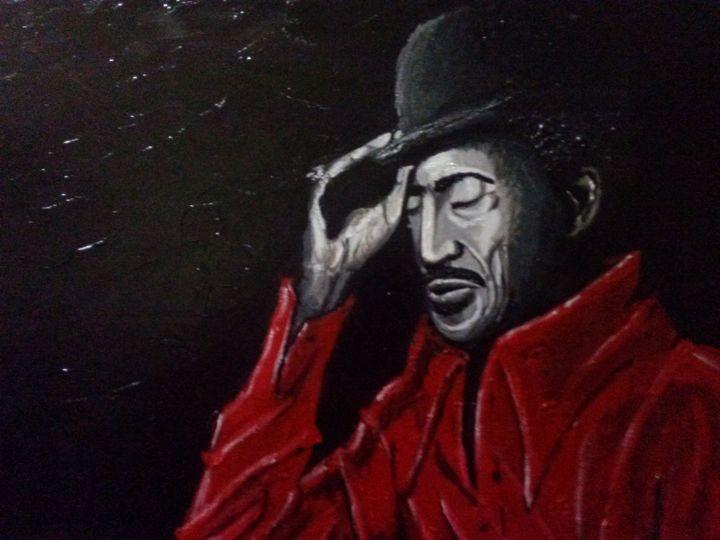 Sammy Davis Junior - D.K. Mouring Creations