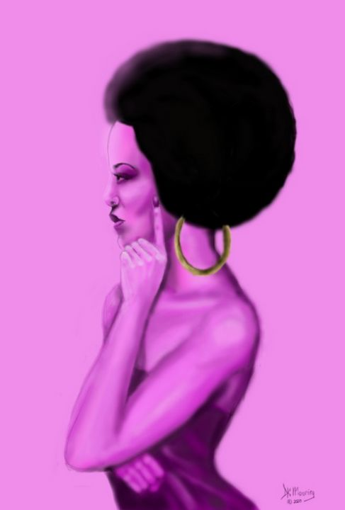 Pretty in Pink - D.K. Mouring Creations