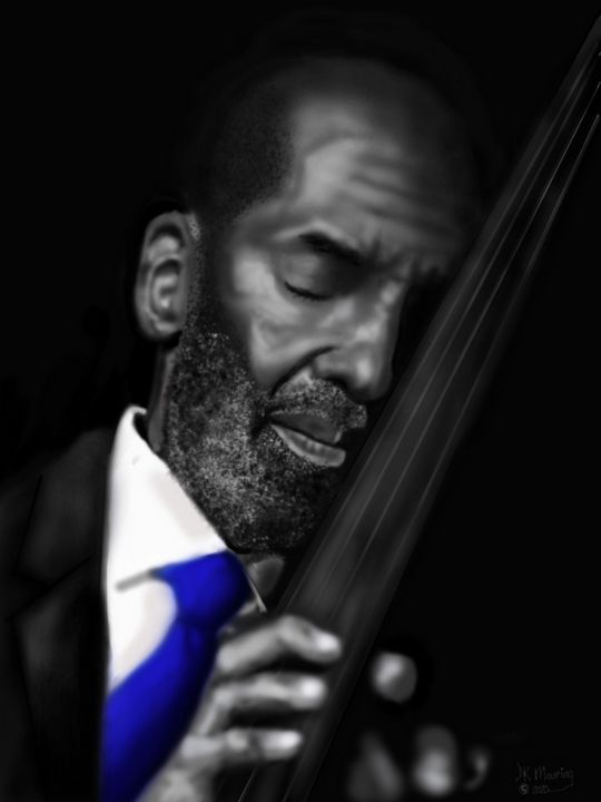 Ron Carter - D.K. Mouring Creations