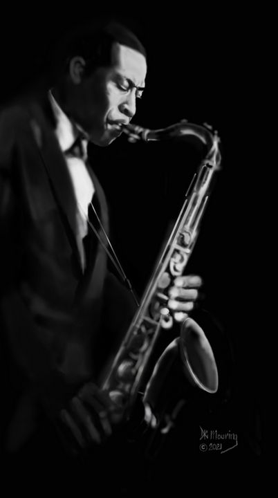 Coltrane - D.K. Mouring Creations