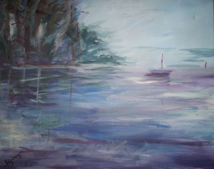 Dream Sailing - Garrigan Fine Art