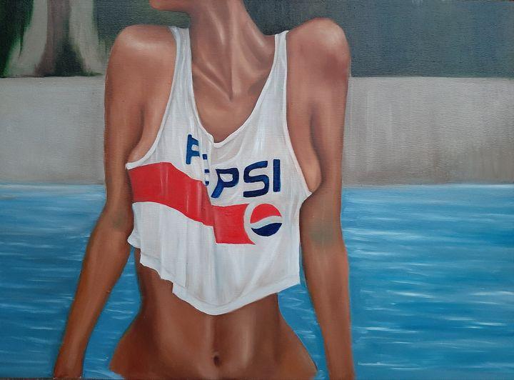 Pepsi - Julia Bologova