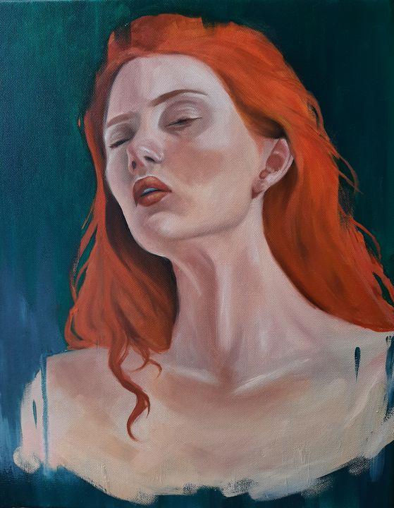 Ginger - Julia Bologova