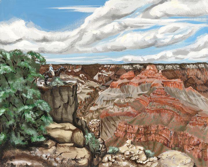 Over The Edge - Jacob Bullock