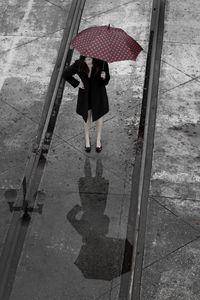 Rainy Day Reflection 1