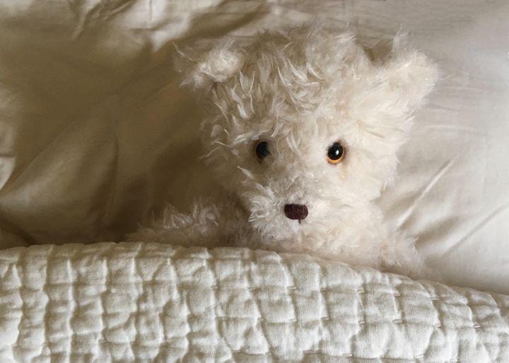But I'm not sleepy yet! - Elaine Heigl Designs
