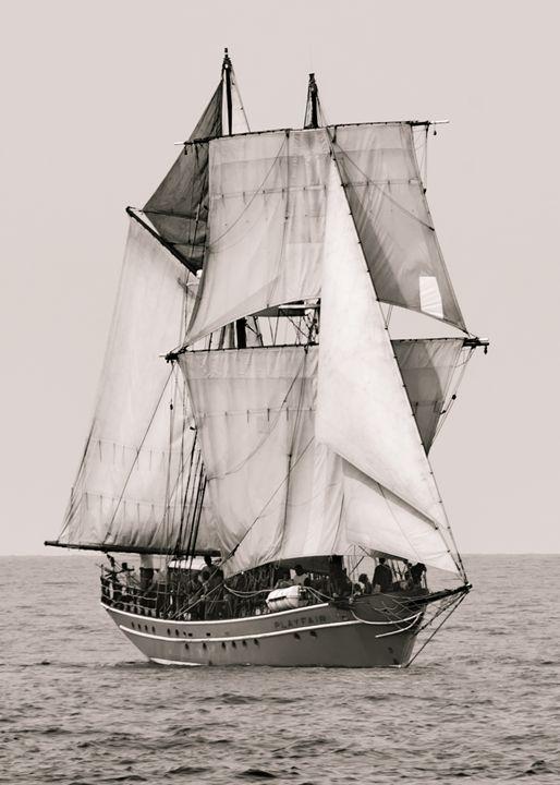 Ship - Wahl Photo