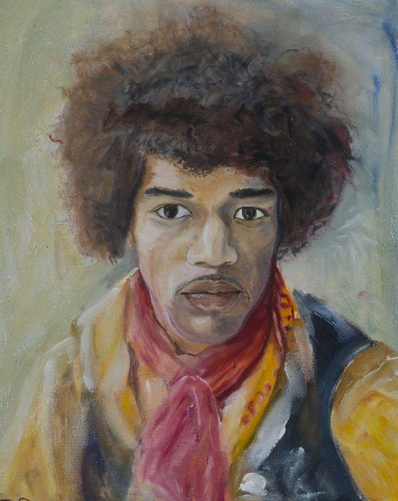 Jimi Hendrix - Simon