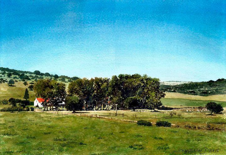 Green Fields - Jonathan Davis
