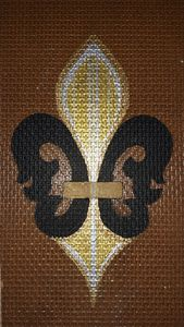 Who dat - Heartwood Designs