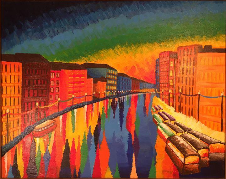 Dawn in Venice - Nominjin