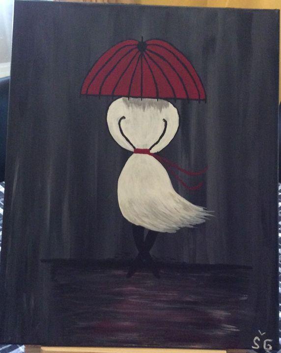 Walk in the rain - Sheryl Gibson