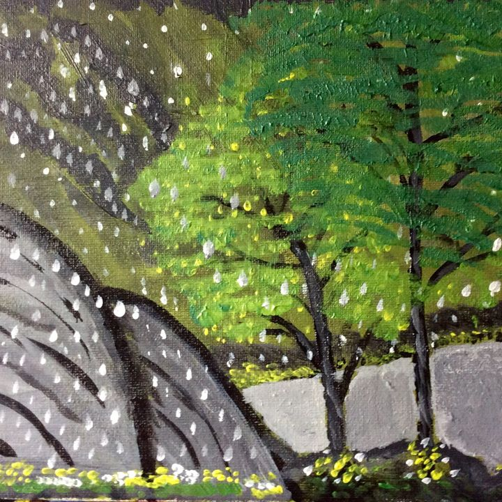 Spring Showers - Sheryl Gibson