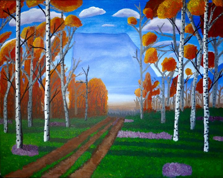 Ol' Chief - Brian Sloan Paintings - Il Pennello d'Oro Art