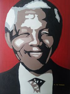 Dr Nelson R. Mandela