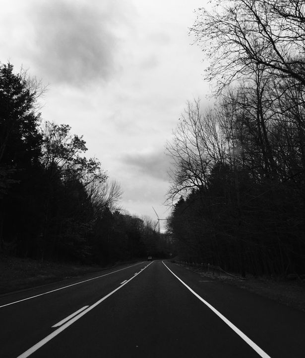 The Road Ahead - Brogan Fine Art