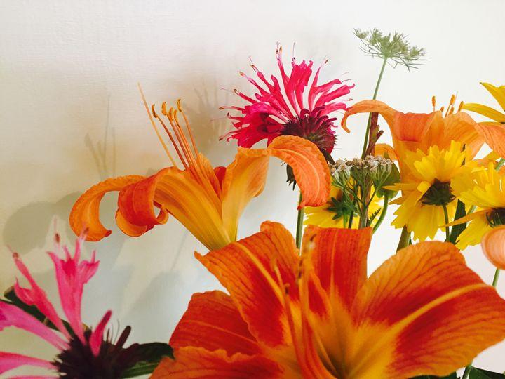 Floral Still Life - Brogan Fine Art