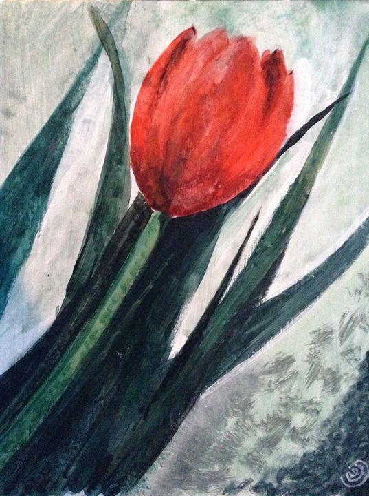 My Tulip - Bluetermite