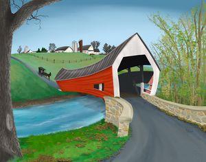 Shenk's Bridge