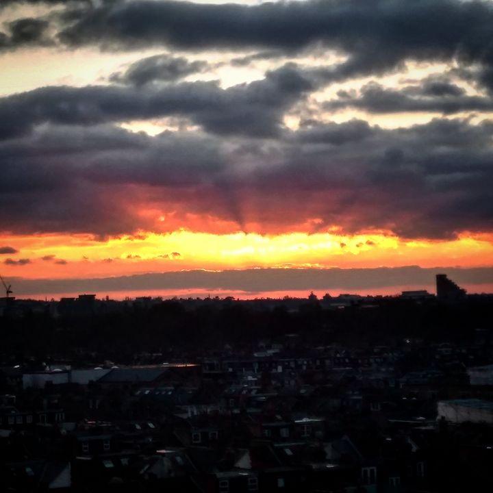 Sunset 2 - Oober Martin