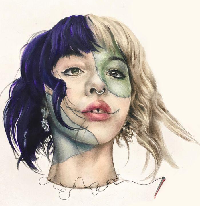 Melanie Doll - Vicky Xu