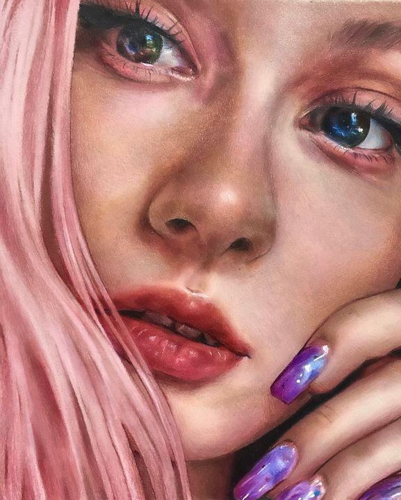 Bubblegum - Vicky Xu