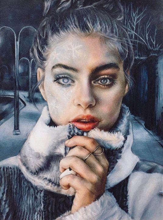 Winter Frost - Vicky Xu