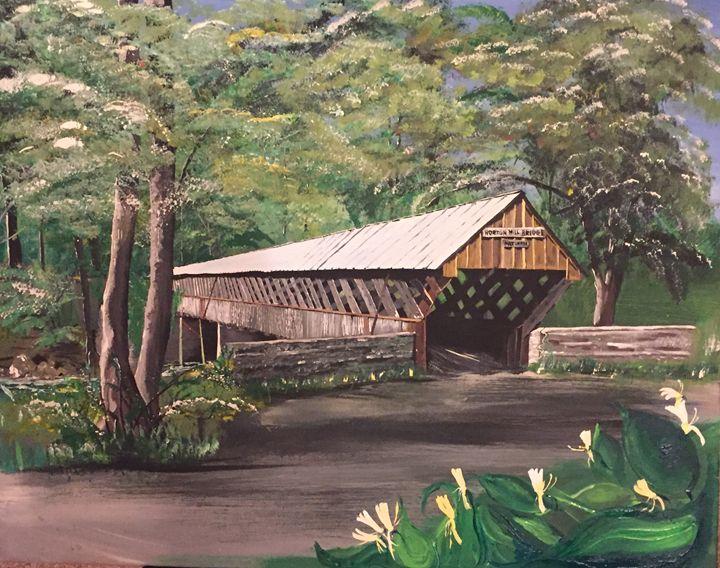 Horton mill Bridge - Mohr Gallery