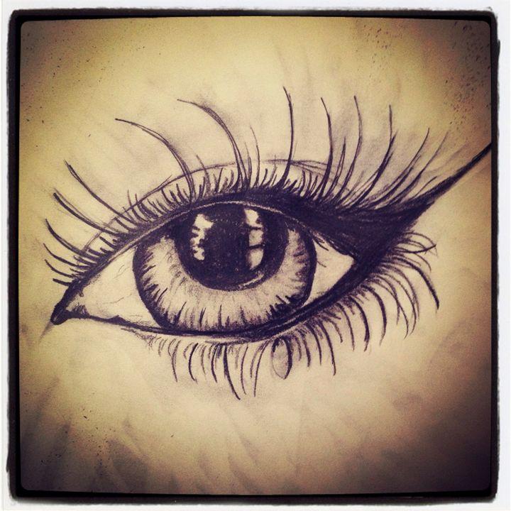 The eye - Maria