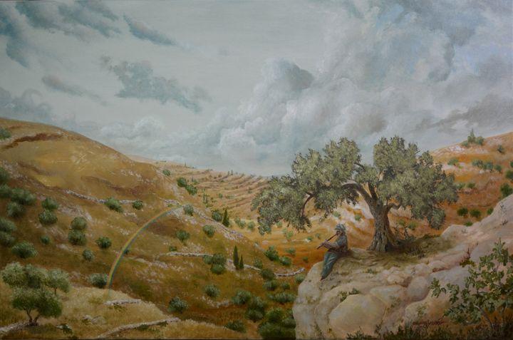 Olive Hills - Jassar