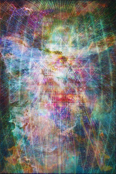 Cosmic Body - HDR