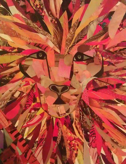 Lion - BARE ART
