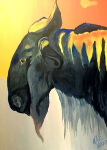 Wildebeest Commission Large Scale